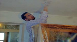 Rénovation la peinture à Le Coudray Montceaux