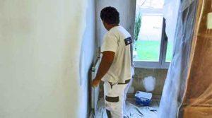 Rénover la peinture à Grigny