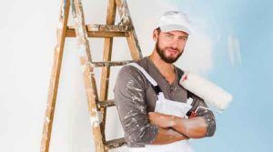 renovation peinture Linas