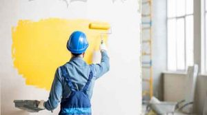 Rénovation peinture intérieur à Lieusaint